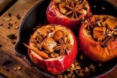 BAKED APPLE FRAGRANCE | PARABEN AND PHTHALATE FREE | SOAP AND CANDLE COMPATIBLE