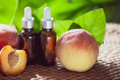 GINGERED PEACH FRAGRANCE | PHTHALATE FREE | SOAP AND CANDLE COMPATIBLE